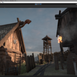 allSAVE Pro, in the process of serializing the Viking Village demo scene